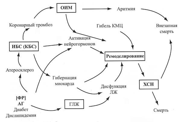 Рисунок 2. Схема